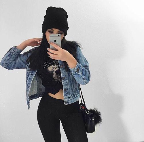 Outfits perfectos para cuando te despiertas con actitud badass