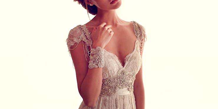 5 tiendas online de vestidos de novia que toda millennial amará