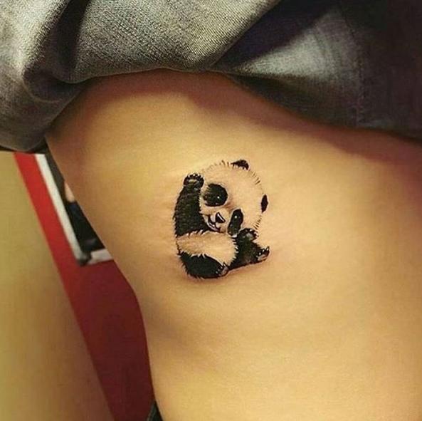 Tatuajes Tristes tatuajes tiernos para consentir a tu niña interior
