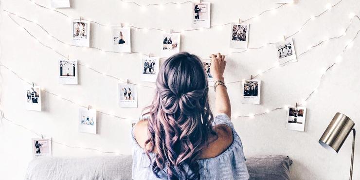ideas para decorar tu cuarto tumblr Decoraciones Para Una Recmara TUMBLR