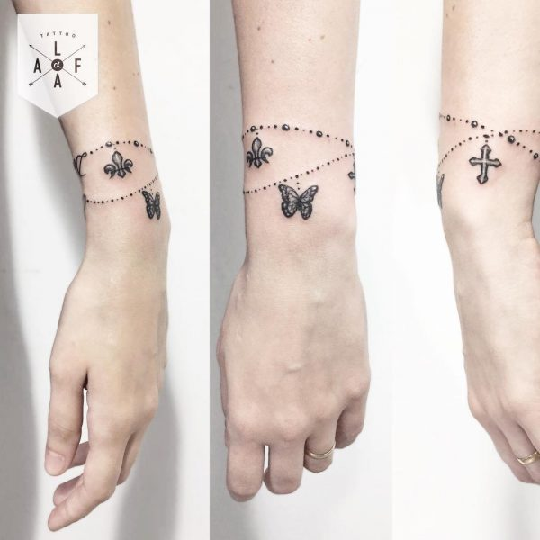 Tatuajes Pulsera Mueca Affordable Best Free Elegant Amazing Tatuaje