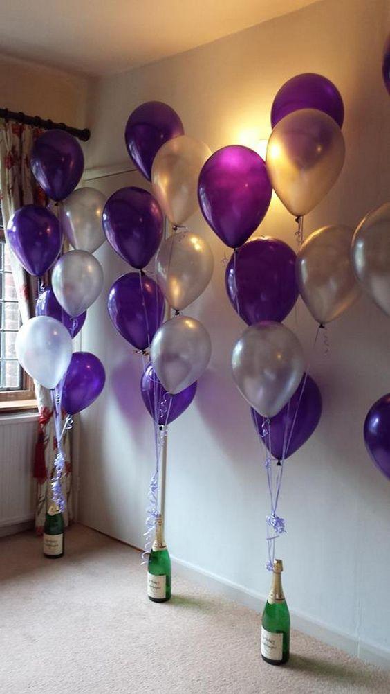 Ideas para decorar la habitaci n de tu novio en su cumplea os for Cuartos decorados feliz cumpleanos