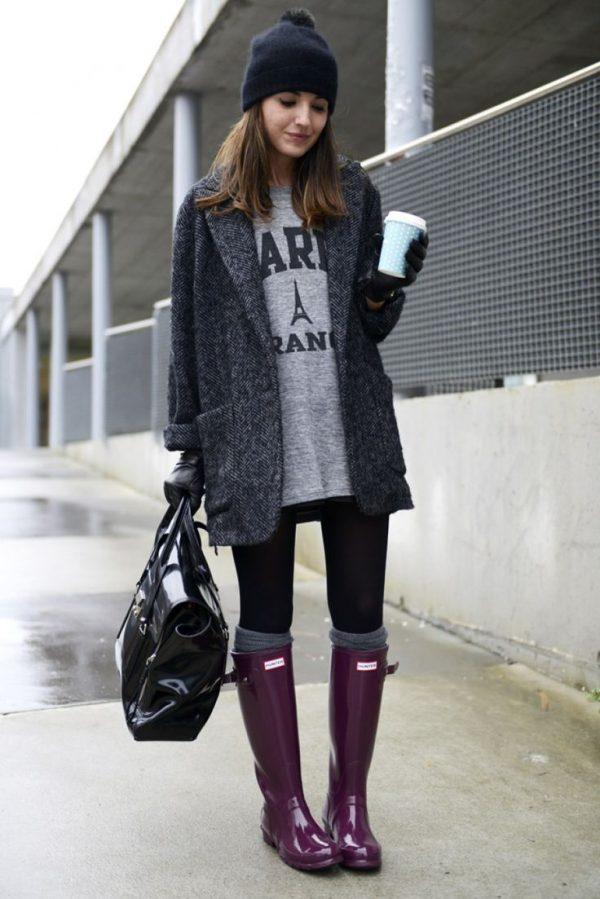 Outfits para friolentas que no quieren perder el estilo