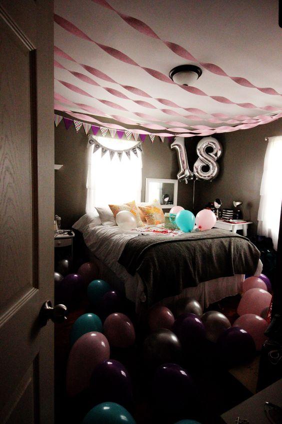 ideas para decorar la habitaci n de tu novio en su cumplea os