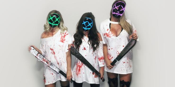 Disfraces Para Que Tu Y Tus Besties Combinen En Halloween - Disfraces-chulos-para-halloween