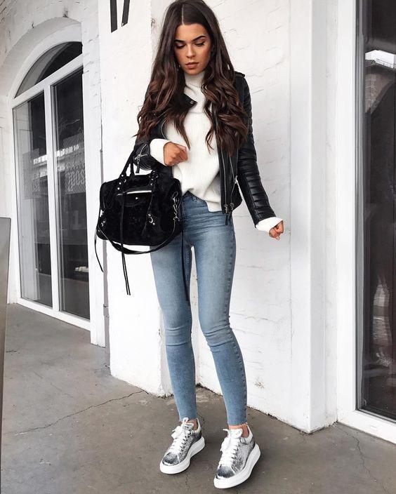 Outfits casuales que su00ed o su00ed necesitas usar este invierno
