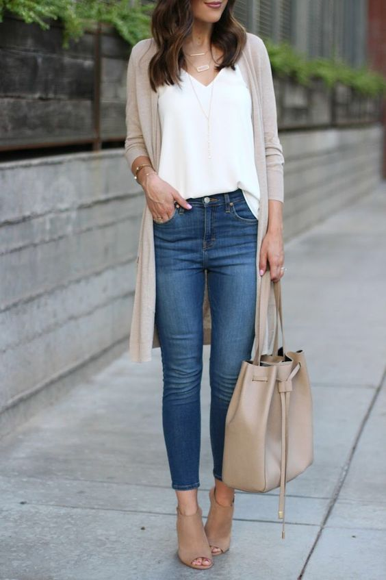 White Ripped Jeans For Women