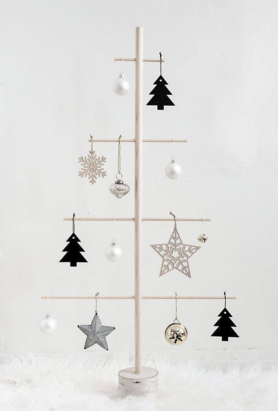 Ideas para árboles de Navidad originales