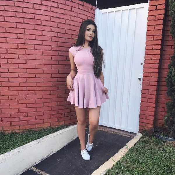 Vestidos cortos para antro fiesta