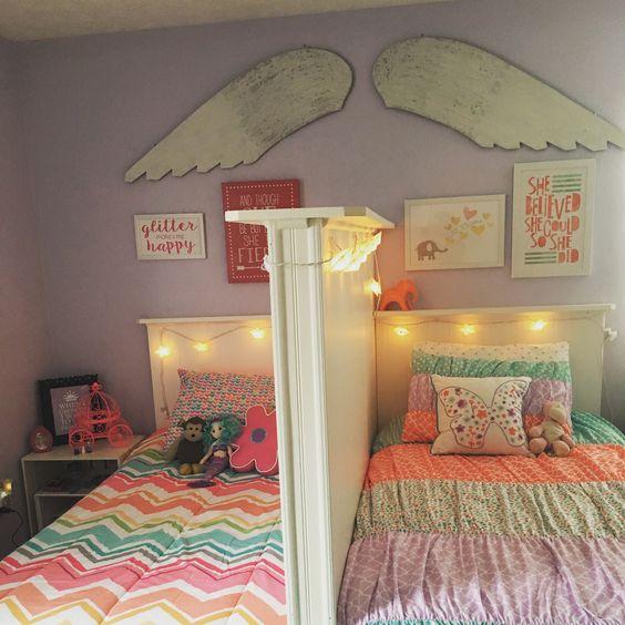 Ideas Para Decorar Tu Habitación Si La Compartes Con Tu Hermana