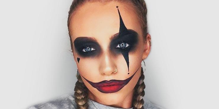 Maquillaje de fantasia para Halloween, consejos para un maquillaje impresionante