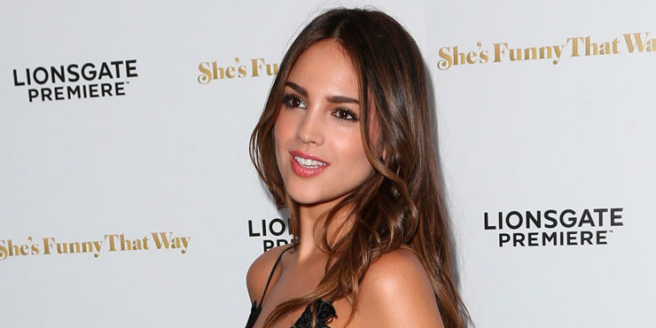 Un Vestido Transformó A Eiza González En La Nueva Kim Kardashian