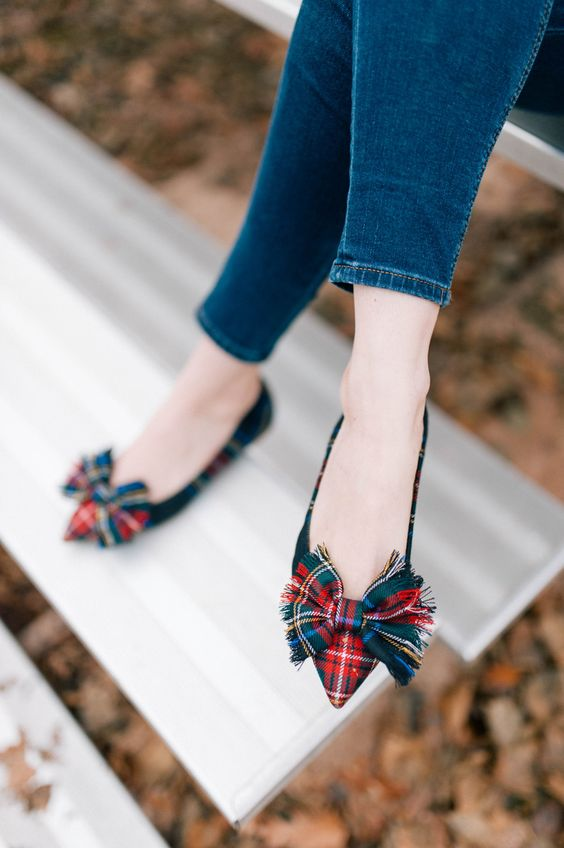 Low Shoes that will be the New Crush of your Skinny Jeans