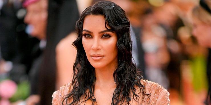 Así Es Como Kim Kardashian Logró Entrar En El Vestido Más