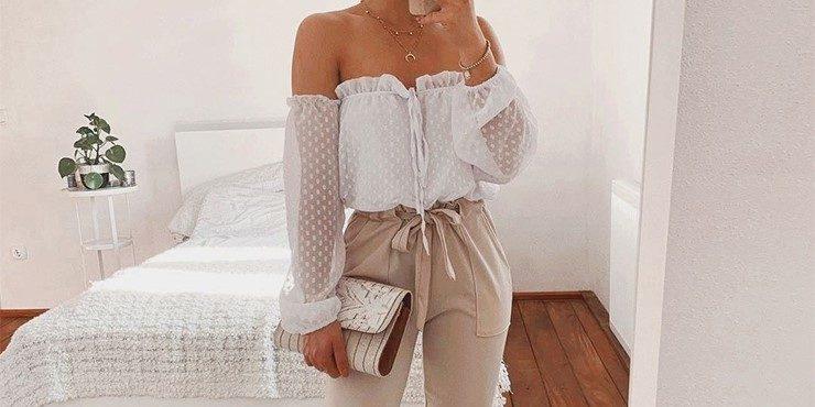 Paper Bag Pantalones Que Si O Si Debes Conseguir Esta Primavera